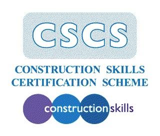 CSCS certificated