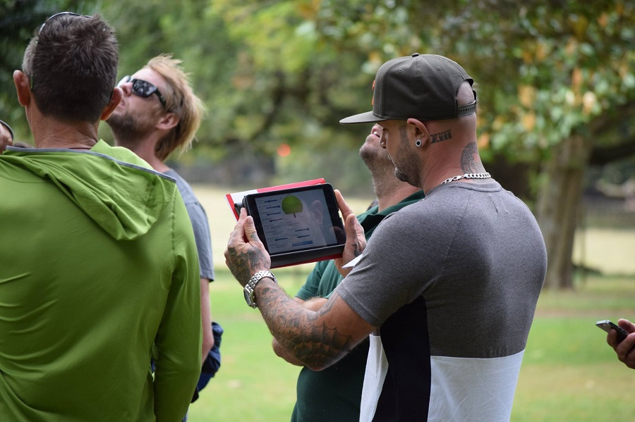 Auckland - Using TreeCalc