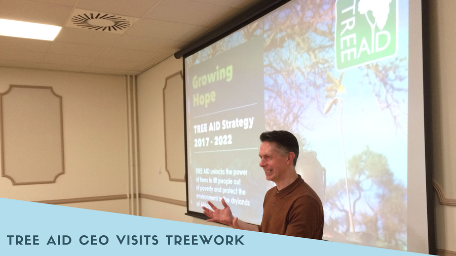 Tree Aid Ceo Visits Treework