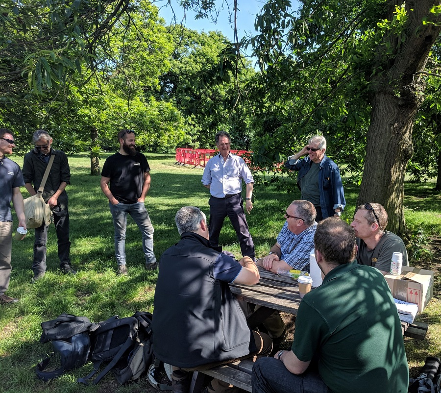 Soil Health Tree Disease Workshop 2