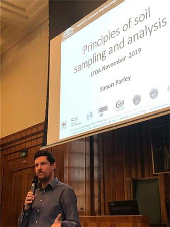Simon Parfey