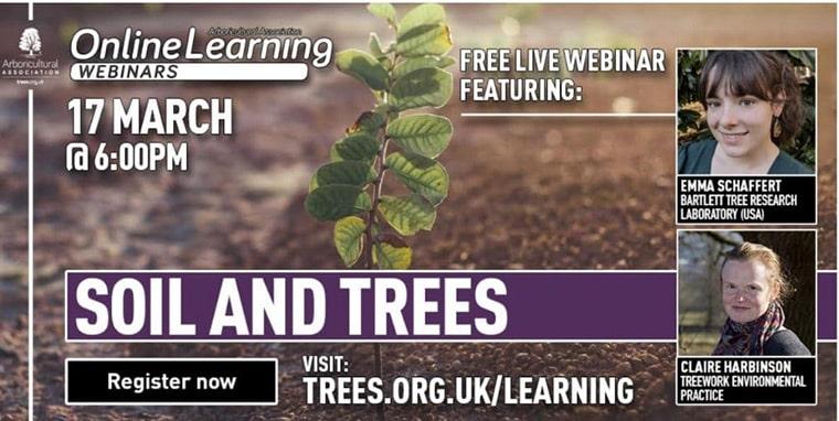Soil And Trees Online Webinar